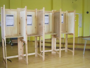 Polling-Booth